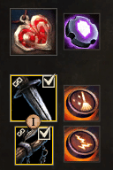 PvP gear as seen in the UI